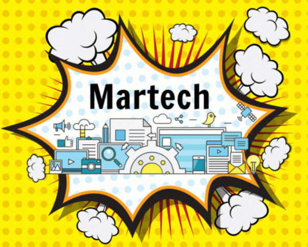 MarTech is the Mashup of Marketing and Technology